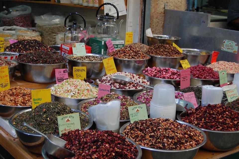 Market in Israel