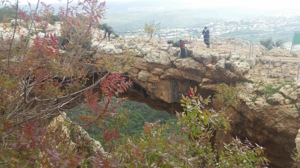 Keshet Cave in Israel