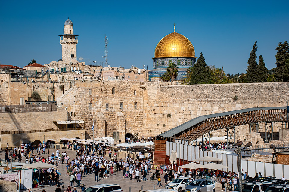 Respect holy sites in Israel: Western Wall and Temple Mount